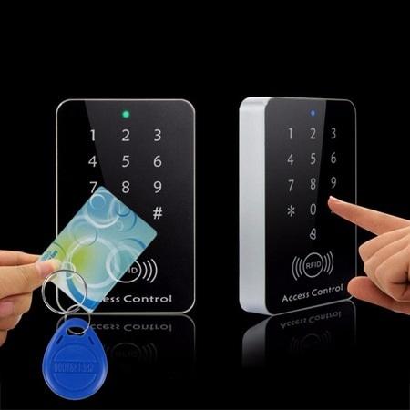 Kartlı Şifreli Kapı Açma Sistemleri