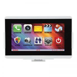 Multitek IP Interkom Sistemi VIP100-STD Daire Diafon Sistemi
