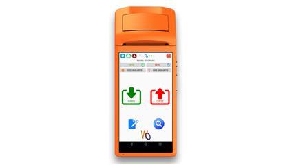 Otopark Takip Android El Terminali