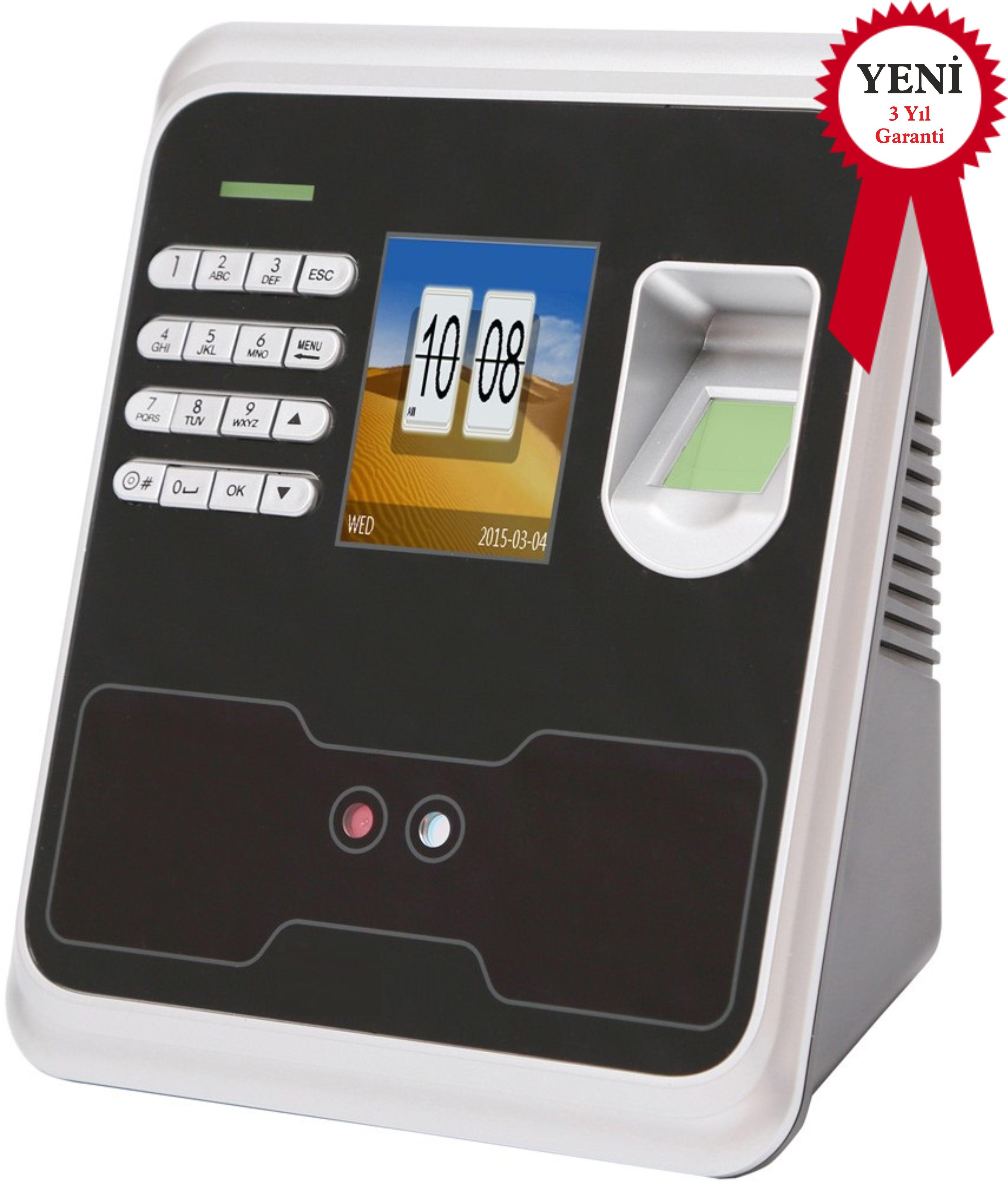 SC 300 Face ID Yüz Tanıma İle Kapı Açma Sistemi