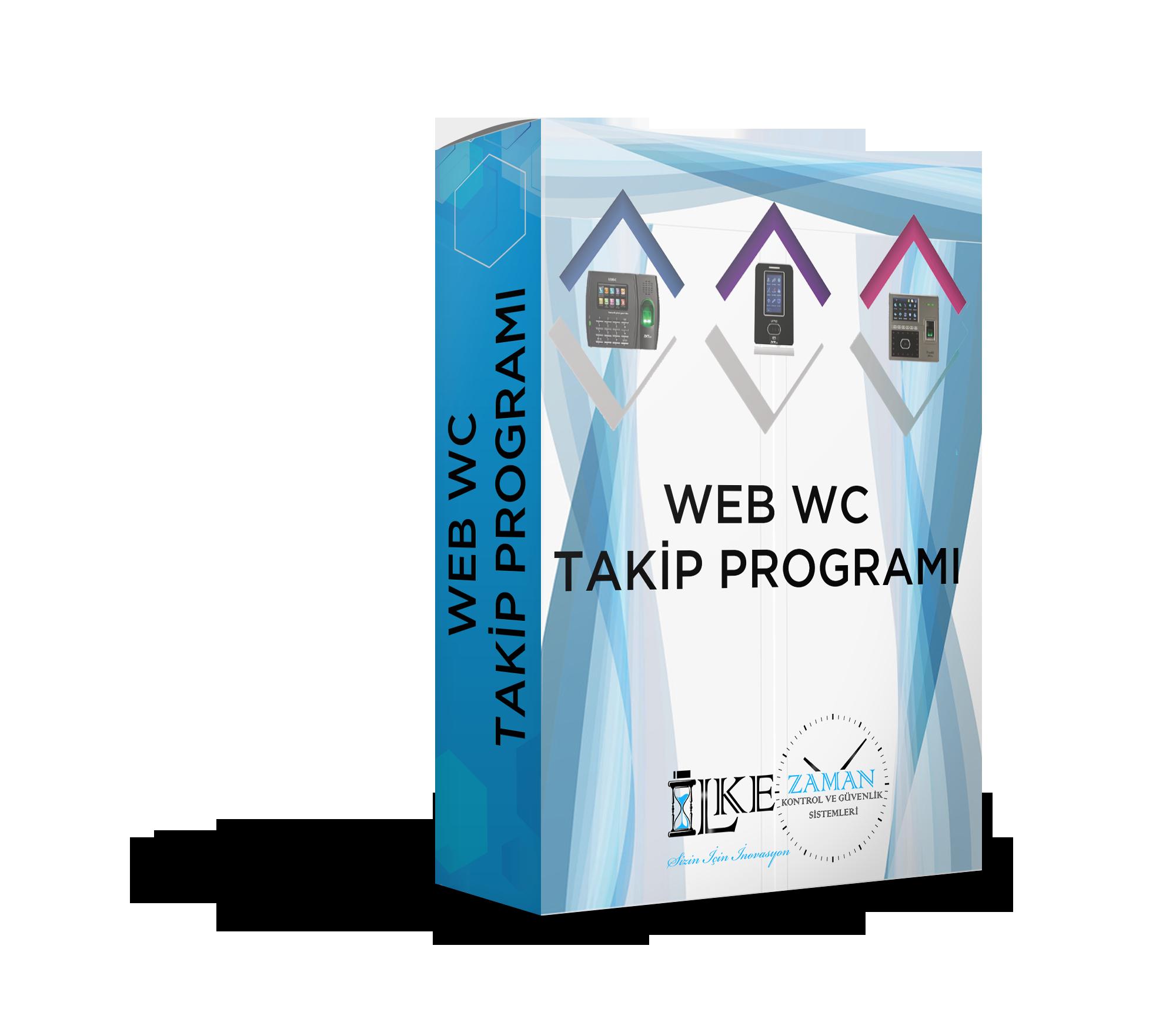 Web WC Takip Programı