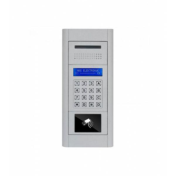 Mas Rock Panel RFID Mas Dijital Kapı Paneli Diafon Sistemi