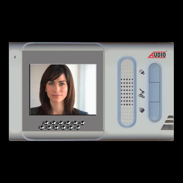 Audio Basic Görüntülü Diafon GDM Tuş Takımlı