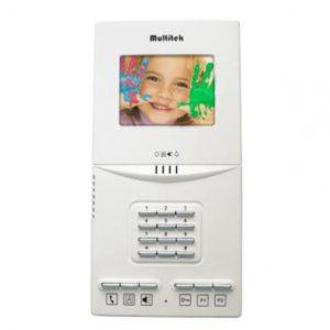 Multitek M40 Görüntülü Diafon APT160 Apartman Diafon Sistemi