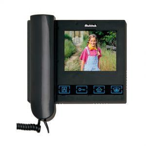 Multitek TC40 dokunmatik Diafon Sistemi APT160 Apartman Diafon Sistemi