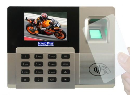 Magic Pass 20650 ID Parmak İzli Personel Takip Sistemi