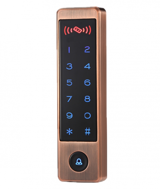 STRIKE 7.60 Kartlı ve Şifreli Geçiş Kontrol Cihazı