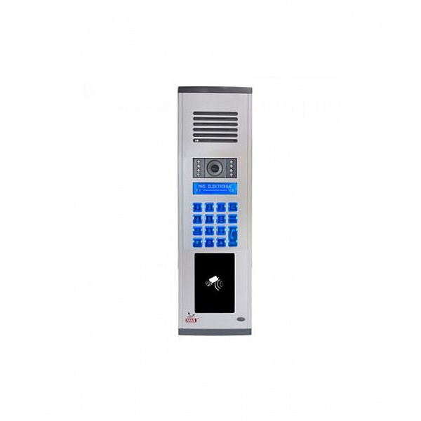 Mas Royal Panel RFID Dijtal Kapı Paneli Diafon Sistemi