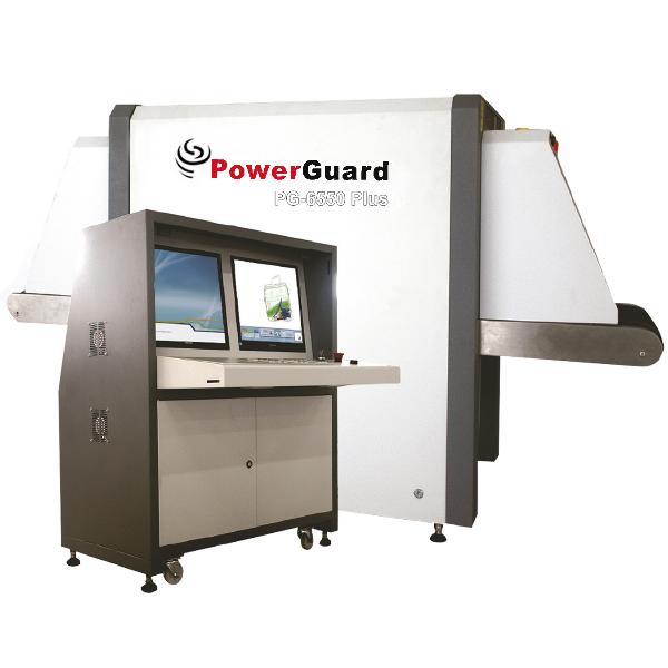 POWERGUARD PG-6550 Plus X-RAY CİHAZI