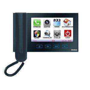 Multitek TC70 Dokunmatik Diafon Sistemi APT160 Apartman Diafon Sistemi