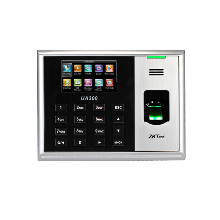 ZKTeco UA300 Kartlı Parmak İzi Terminali