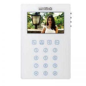 Multitek M43 Görüntülü Diafon Sistemi APT160 Apartman Diafon Sistemi