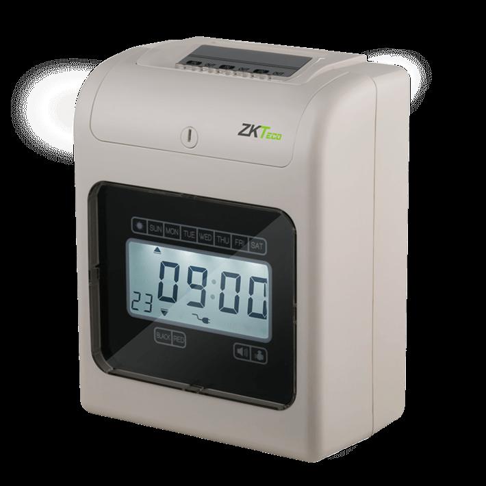ZKPH-601L İşçi Kart Basma Saati