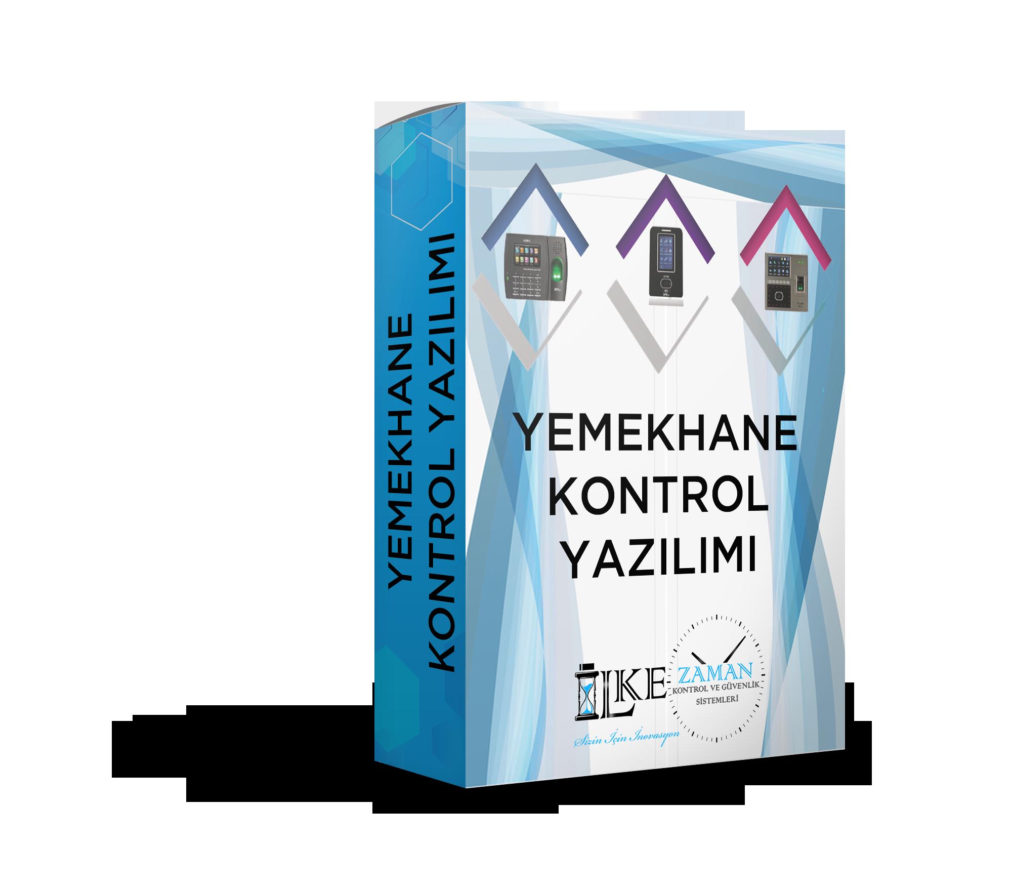 YEMEKHANE KONTROL YAZILIMI