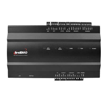 InBio160/260/460 Parmak İzli Access Kontrol Paneli