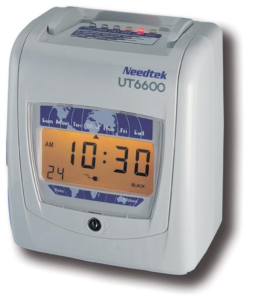 Needtek UT-6600 Elektronik Kart Basma Saatleri