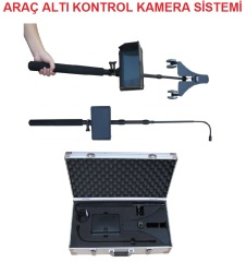 DB 1000 Kameralı Araç Altı Görüntüleme Sistemi