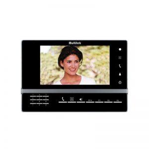 Multitek M70 Görüntülü Diafon Sistemi APT160 Apartman Diafon Sistemi