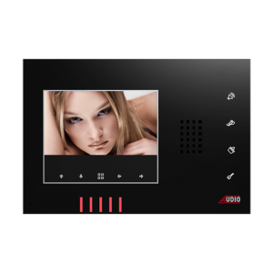 Audio GDM 4,3″ Style Dokunmatik Butonlu Görüntülü Diafon